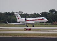 N922H @ ORL - Gulfstream 450