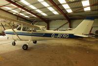 G-AYRG photo, click to enlarge