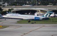 N924AT @ FLL - Air Tran 717