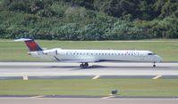 N924XJ @ TPA - Delta Connection CRJ-900