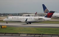 N927EV @ ATL - ASA CRJ-200