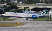 N928AT @ FLL - Air Tran 717