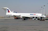 ZS-IJN @ FAJS - Fokker F-28-4000 [11118] (Inter Air) Johannesburg Int~ZS 22/09/2006
