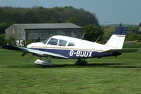G-BUUX photo, click to enlarge
