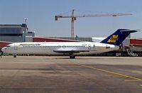 ZS-OZR @ FAJS - ZS-OZR   Boeing 727-281 [20573] (Nationwide Airlines) Johannesburg Int~ZS 22/09/2006