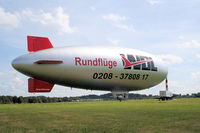 D-LDFR @ EDLE - Base of WDL at Mulheim - by Thierry DETABLE
