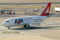 C9-BAJ @ FAJS - Boeing 737-205 [23464] (LAM Linhas Aereas de Mocambique) Johannesburg Int~ZS 22/09/2006 - by Ray Barber