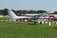 N12502 @ OSH - 1973 Cessna 172M, c/n: 17262025 - by Timothy Aanerud