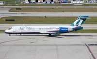 N943AT @ FLL - Air Tran 717