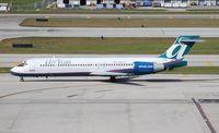 N943AT @ FLL - Air Tran 717