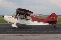 N946DR @ LAL - Aeronca 7AC
