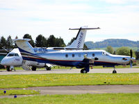 M-RLDR @ EGPN - A nice visitor at Dundee Riverside EGPN - by Clive Pattle