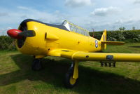 KF388 @ EGHH - at the Bournemouth Aviaton Museum - by Chris Hall