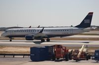 N957UW @ ATL - US Airways E190