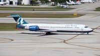 N960AT @ FLL - Air Tran 717