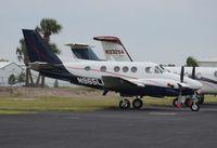 N965LG @ ORL - Beech E90 - by Florida Metal