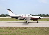 N965MR @ LAL - Piper PA-46-500TP