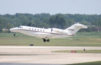 N966QS @ DTW - Net Jets Citation X
