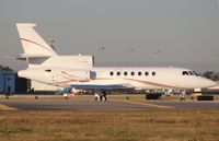 N980S @ ORL - Falcon 50