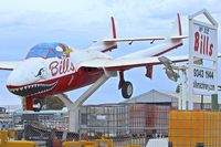 A79-663 - A79-663 (BILLS), De Havilland Australia DH-115 Vampire T.35, c/n: DHA4185 - by Terry Fletcher