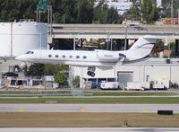 N999GP @ FLL - Gulfstream IV