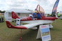 N1037K @ LAL - Aero AT-4 LSA - by Florida Metal