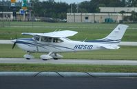 N1251D @ ORL - Cessna 182T - by Florida Metal