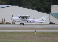 N1323X @ DED - Cessna 172S