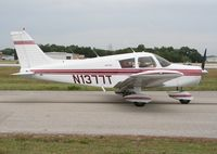 N1377T @ LAL - Piper PA-28-140 - by Florida Metal