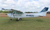 N1482U @ LAL - Cessna 172M