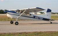 N1675M @ LAL - Cessna A185E