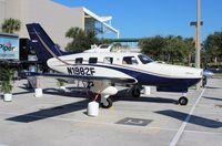 N1982F - PA 46-350P at NBAA Orange County Convention Center