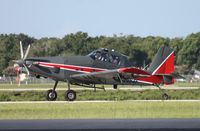 N2084F @ ORL - Air Tractor AT-802