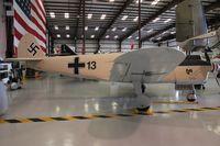 N2144S @ LAL - Messerschmitt ME208
