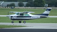 N2226S @ ORL - Cessna 210L