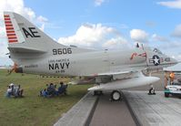 N2262Z @ LAL - A-4C Skyhawk