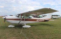 N2452Q @ LAL - Cessna 182K
