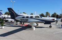 N2519F - Piper PA-46-500TP at NBAA Orlando