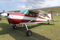 N2551C @ LAL - Cessna 170B