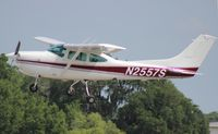 N2557S @ LAL - Cessna TR182