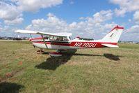 N2700U @ LAL - Cessna 172D