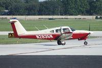 N2835N @ LAL - PA-28T-201T