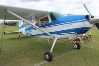N2917C @ LAL - Cessna 180