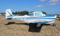 N2979T @ LAL - Aero Commander 200D also known as a Meyers 200 at Sun N Fun