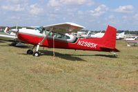 N2985K @ LAL - Cessna 180K at Sun N Fun