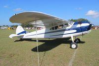 N3026B @ LAL - Cessna 195 at Sun N Fun