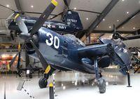 N3144G @ NPA - Grumman AF-2S Guardian at the Naval Aviation Museum
