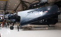 N3144G @ NPA - Grumman AF-2S Guardian at Naval Aviation Museum