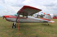 N3156A @ LAL - Cessna 170B at Sun N Fun