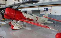 N3215M @ FA08 - Gee Bee Senior Sportsster Y Replica at Fantasy of Flight